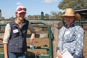 Helpers on the day included Sandy Cusack and Kate Cookson.